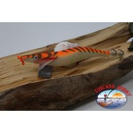 GAMBERO TOTANARE OITA SQUID,Yo-zuri,size: 4.0, Col.L-9 con strisce fluo.FC.AR544