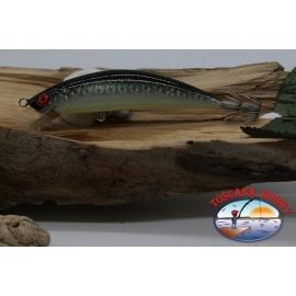 MINNOW EGI lure squid , Yo-zuri, 11cm-18gr, floating, Col. BLLS FLUO. FC.AR563