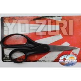1 paio di forbici, Yo-zuri, manico nero FC.B17