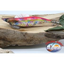 CAMARÓN AORATO, Yo-zuri, tamaño:4.0, col.MTM(multi-color), 27gr. FC.AR598