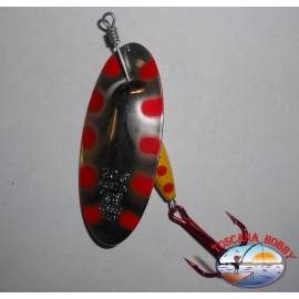 Spoon baits, Panther Martin gr. 20,00 - Salamander Silver.FC.R47