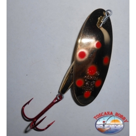 Spoon baits, Panther Martin gr. 20,00 - Gold Red Dots.FC.R50