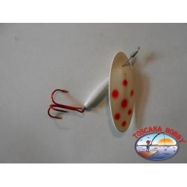 Los cebos de cuchara, Pantera Martin gr. 20,00 - Puntos Blancos Rojo.FC.R55