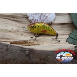 LEURRES VILAIN petit CANARD, 4cm-4gr, en train de couler. FC.BR145