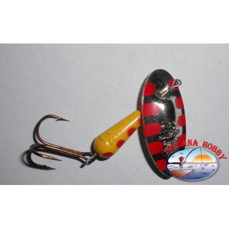 Spoon baits, Panther Martin gr. 15,00 - Silver-Salamander.FC.R35