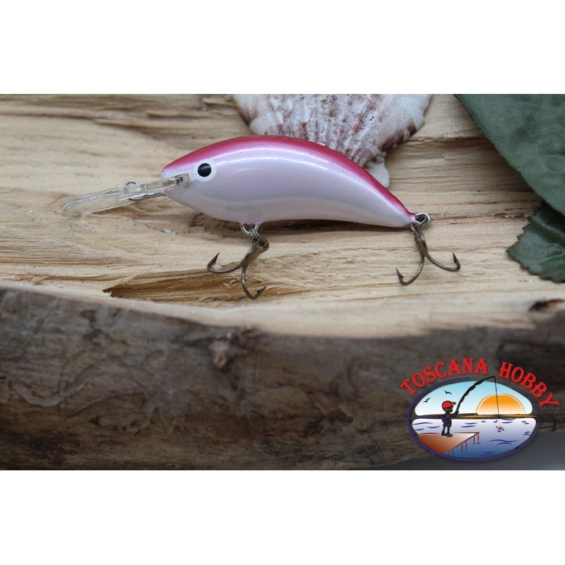 sinking 5cm-6,5gr FC.BR181 LURES UGLY DUCKLING