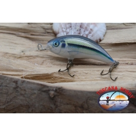 LURES, UGLY DUCKLING, 5cm-6,5 g, sinkend. FC.BR198