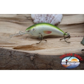 LURES, UGLY DUCKLING, 5cm-6,5 g, sinkend. FC.BR199