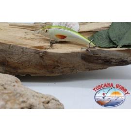LEURRES VILAIN petit CANARD, 8cm-13gr, en train de couler. FC.BR252