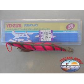 """SHRIMP FOR CUTTLEFISH-SQUID """"YO-ZURI""""- SQUID JIG 4.5-col. AT/54Y. AR265"""