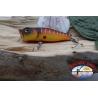 Popperino Minnow Viper, 6cm-8gr, floating, tiger orange, spinning. FC.V462