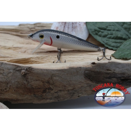 Amy Minnow Viper, 7cm-7gr, floating, gill red, spinning. FC.V490A