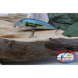 Amy Minnow Viper, 7cm-7gr, floating, blue lines, spinning. FC.V491