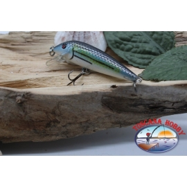 Amy Minnow Viper, 7cm-7gr, floating, rotes auge, spinning. FC.V491A