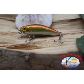 Amy Minnow Viper, 4cm-2,2 gr, fisch rot, spinning. FC.V510
