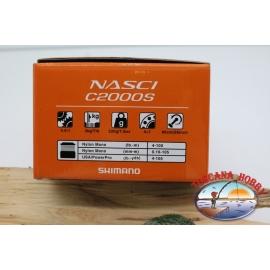 Mulinello Shimano  Nasci C2000S Spinning FC.M51