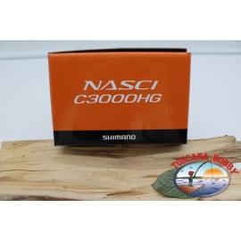 Mulinello Shimano  Nasci C3000HG Spinning FC.M53