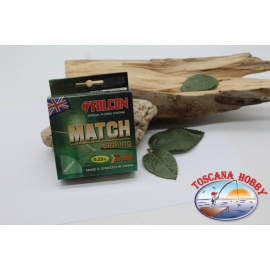MONOFILAMENT FALCON MATCH SINKING 0.22 mm 500 mt - SPECIAL FLUORINE COATING.F42B