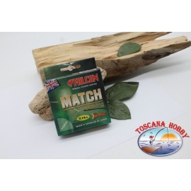 MONOFILAMENT FALCON MATCH SINKING 0.14 mm, 150m - SPECIAL FLUORINE COATING.F43A