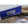 10 box 100 pcs Mustad, cod. 2330DT, no.11 FC.E3E