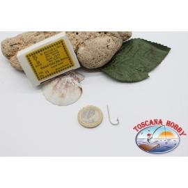 1box 100pc Mustad cod. 2310, no.15, kirby sea hooks FC.B28A