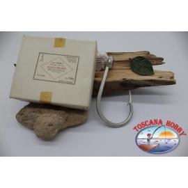 1box 10pcs Mustad-cod. 7698C, no.14/0, Compañero de ganchos, FC.B44A