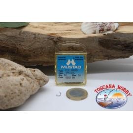1 paquet de 50pcs Mustad cod. 5302BR, pas. 16, la mouche Spéciale des crochets, des FC.B79A