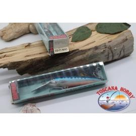 Rapala Magnum palet de acero, CDMAG11 BSRD,11cm-24gr, el hundimiento de RAP231