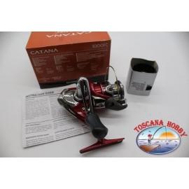 Shimano reel Catana 1000FC, spinning FC.M60