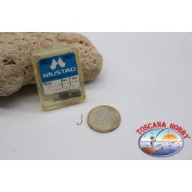 1 box 50 stk. angelhaken Mustad cod.90310 nr. 17, Trebuchet FC.B100B