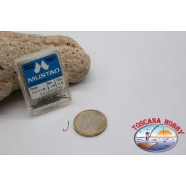 1 box 50 pcs Mustad cod.90310 n.18, Trebuchet FC's.B100C