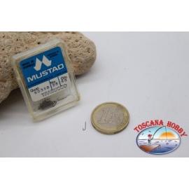 1 box 50 pcs Mustad cod.90310 n.26, Trebuchet FC's.B100H