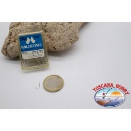 1 box  50 pz ami Mustad cod.90311 n.14 FC.B101A