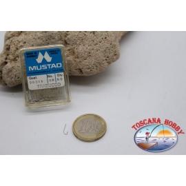 1 box 50 stk. angelhaken Mustad cod.90311 nr. 18 FC.B101D