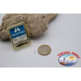 1 box 50 stk. angelhaken Mustad cod.90313 nr. 26 CF.B102D