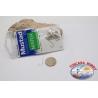 1 sachet of 20 pcs Mustad cod.90314 n.7, Special Crystal hooks FC.B103A