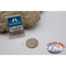 1 box 50 pz ami Mustad cod.90314 n.19,  FC.B103B