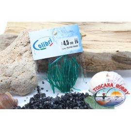1 sachet, 25 pcs dovetail joints - 4,5 cm - green CB305