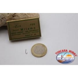 1 caja de 100 unidades amor Milamo, especial concours, no.20 FC.B106B