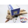 1 box 100 pcs Mustad, cod.2331XD, no.2, Kirby sea hooks, FC.B128A