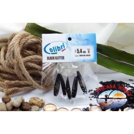 Pesciolini in silicone per la pesca delle trote in lago 5,4 cm.CB318