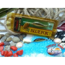 Blue Fox vibrax Rapala Finnland 4 g - 1/8 oz. Farbe: gold.FC.BR376