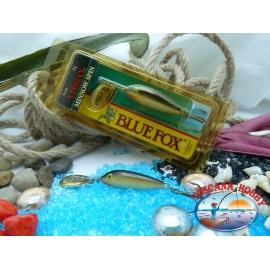 Blue Fox vibrax Rapala Finlandia 5 g - 3/16 oz. Colore: gold.FC.BR382