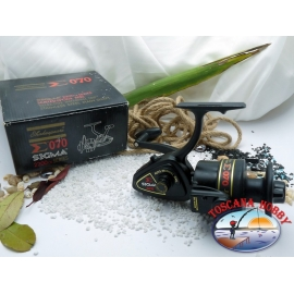 Reel Reel Shakespeare Sigma 070 new in box with thread catcher fixed.CC208