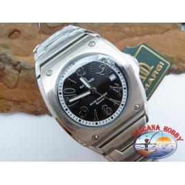 Reloj al aire libre MARGI 6520 todas acero inoxidable LC.08