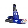 Flossen meer Sealine Sportswear Blau 40-41. LX01/b