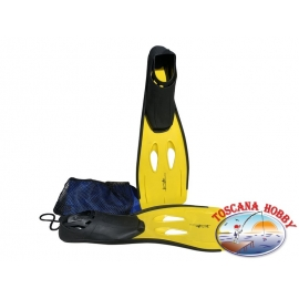 Fins sea Sealine Sportswear Yellow 36-37. LX03/a