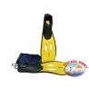 Pinne mare Sealine Sportswear Gialla 36-37. LX03/a