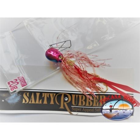 """Duel"" Salty Rubber per Light Jig 20gr Colore CHS. FC.AR4"
