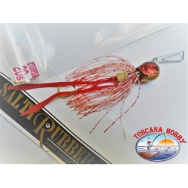 """Duel"" Salty Rubber per Light Jig 20gr Colore CHBS. FC.AR5"
